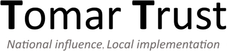 Tomar Trust Retina Logo
